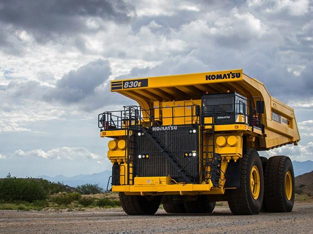 Komatsu-830E-5-dump-truck