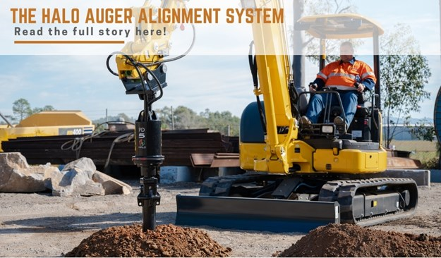 Digga Australia Halo Alignment Systems