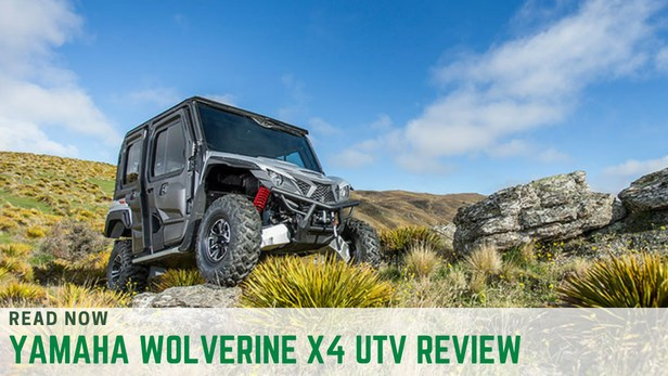 Yamaha Wolverine UTV Review