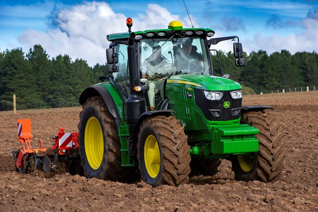 The 6155R features some of the best technology in the business