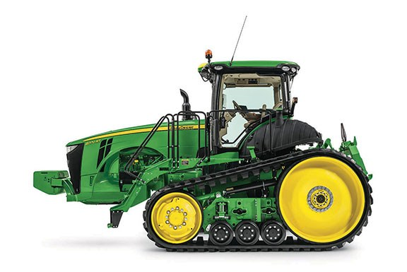 MY19 productivity-enhancing updates to 8R and 8RT Tractors include operator comfort, control and increased fuel capacity.