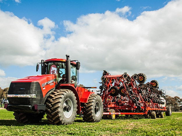 The Bourgault 7550