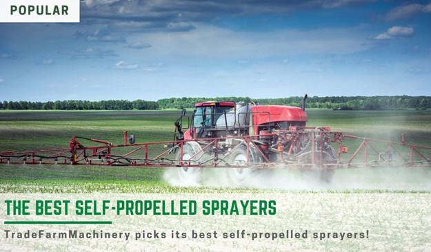 self-propelled sprayers