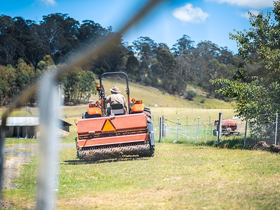 A common cause of run-over fatalities being the driver getting off the tractor to open a gate and being unable to regain access to the tractor while it was moving