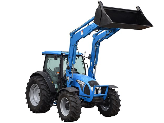 Powerfarm 110 with Front End Loader