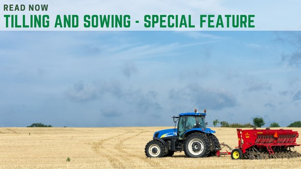 Tilling and Sowing Special Feature
