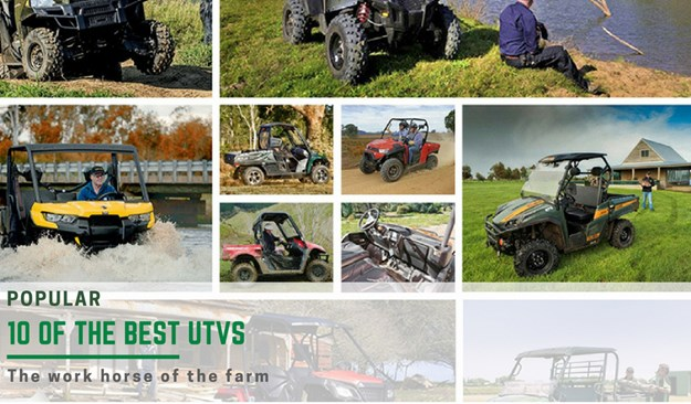 best utvs on the market