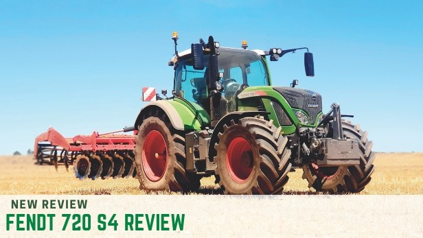 Fendt 720 S4 tractor | Review, test & specs