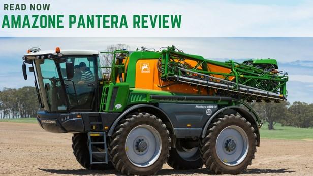 Amazone pantera 4502 review