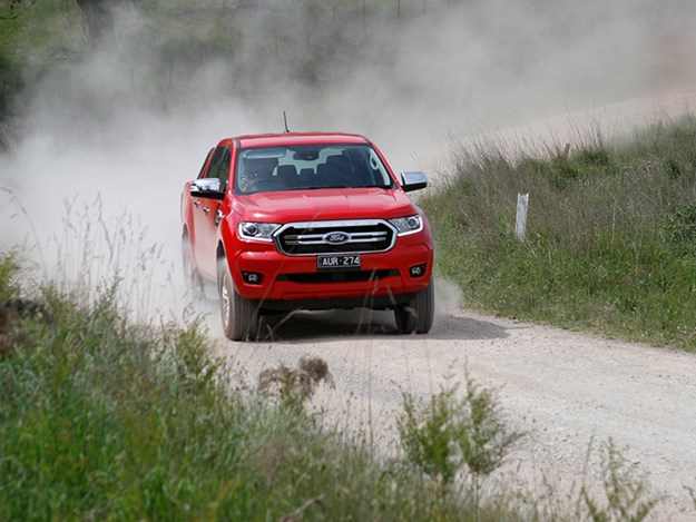 The new Ford Ranger 2.0