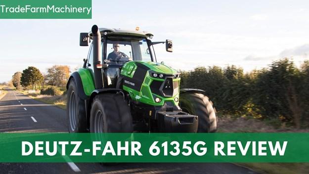 Deutz-Fahr 6135G PowerVision tractor review