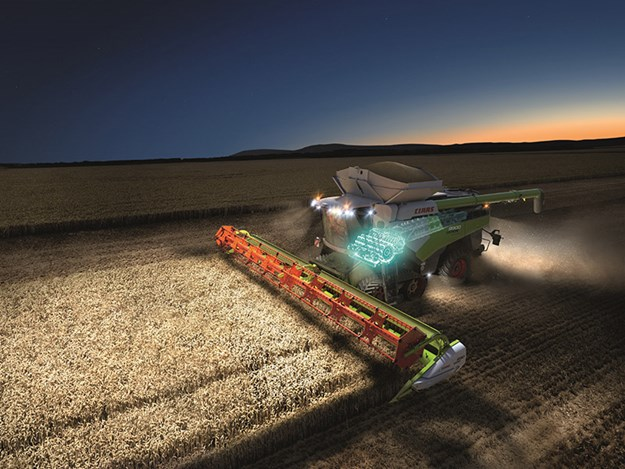 The new Claas Lexion 8000/7000 range will be at Henty 2019