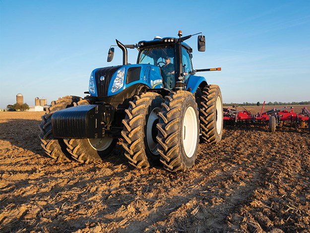 The New Holland Genesis T8 Series tractor will be at AgQuip