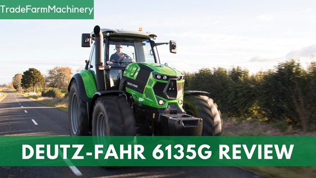 Deutz-Fahr 6135G PowerVision review
