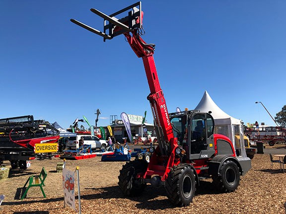 Built specifically for the agricultural sector, the Olympus TL528 has plenty to offer the market