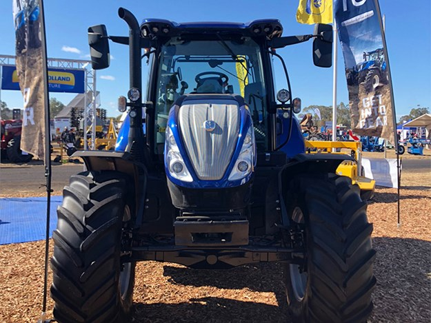 Agricultural giants Case IH and New Holland will lead a new