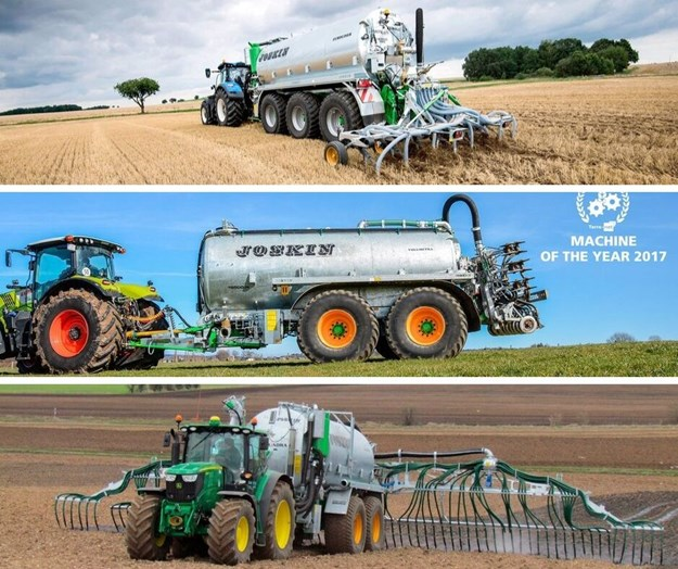 Colac Agricultural Company can customise the Europe-made Joskin range of slurry tankers to your needs