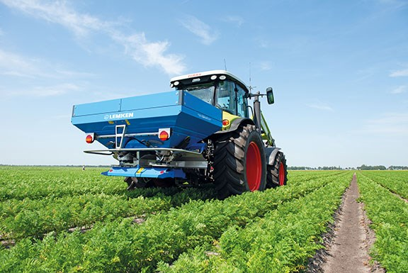 The new LEMKEN Spica