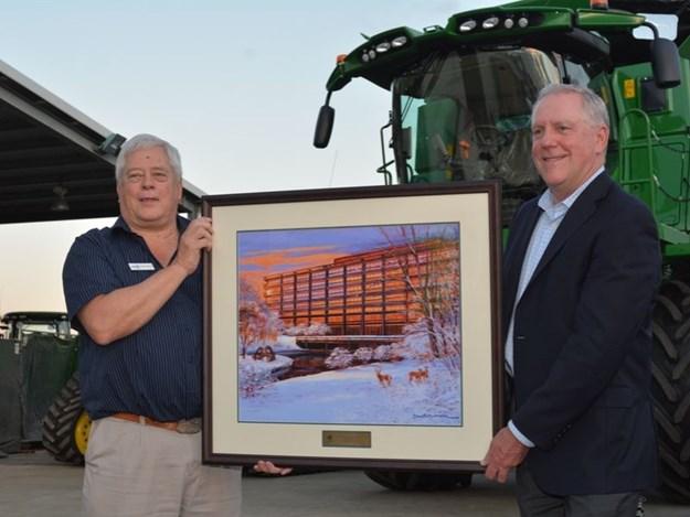 New South Guildford premises to showcase John Deere Agricultural range