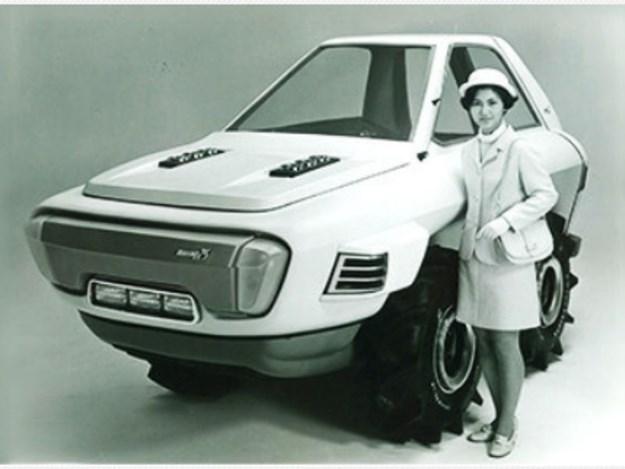 The 1970's Kubota