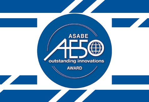 ASABE 50 innovation awards