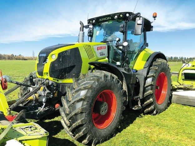 Developed in-house, the Claas Power Systems system ensures maximum output and efficiency