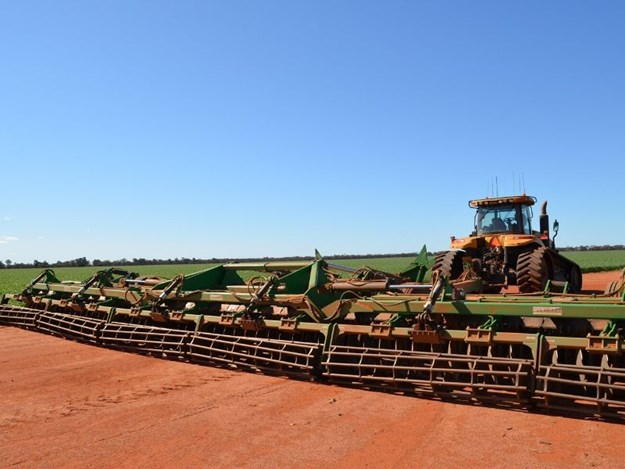 The Speedtiller was designed by K-Line to be one high-value implement doing the work of two.