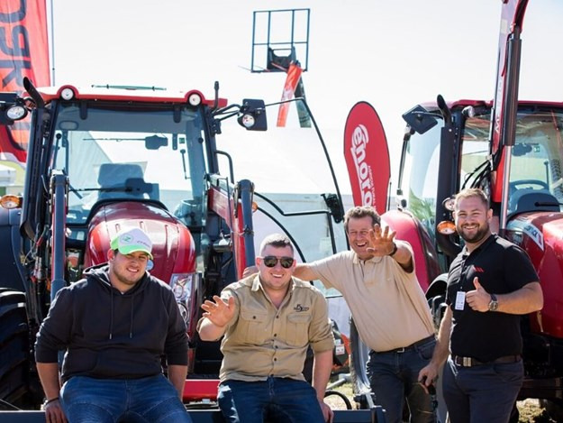Farm World offers the farming community a great opportunity to connect and see what new products are on offer