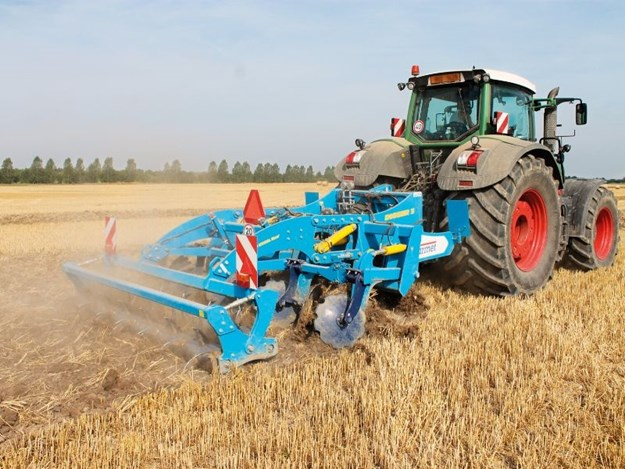 The Krtek can be used to help restore draining in waterlogged soils
