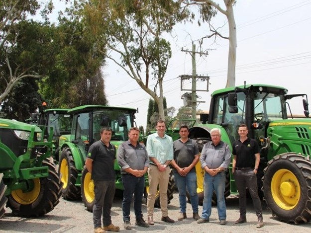The two Deere dealerships have joined forces.