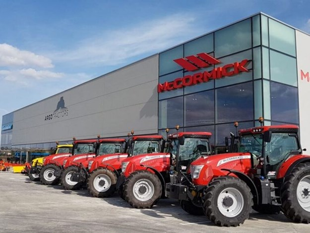 Argo tractors has closed down their production till April due to Coronavirus