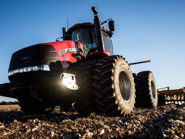 The Case IH Steiger was identified by EquipmentWatch as retaining the highest percentage of its original value after a five-year period