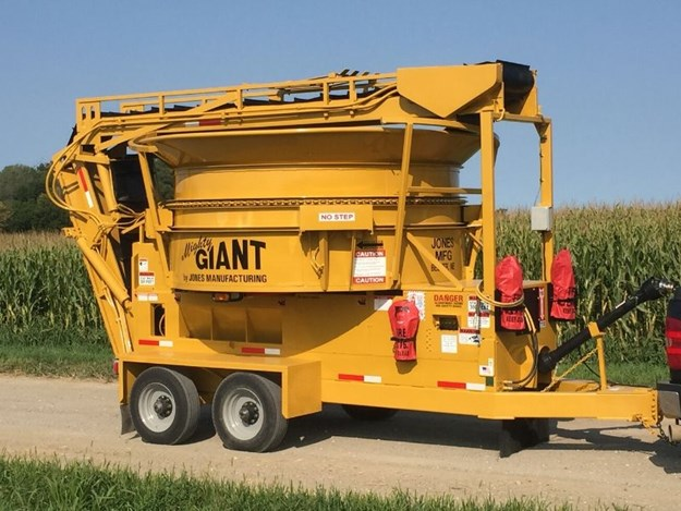 The Mighty Giant model 2015 is the highest capacity model of its kind in the world, says Valton