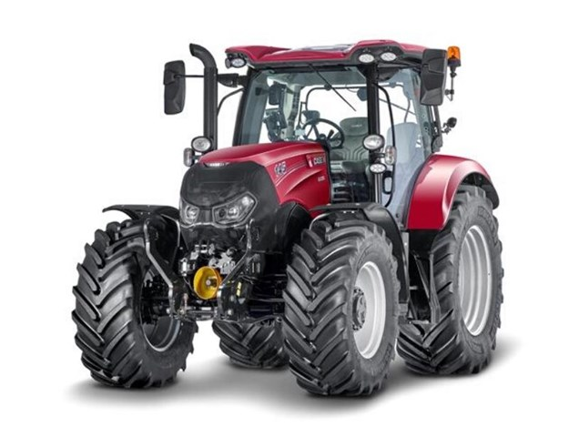 The ActiveDrive8-equipped Maxxum is the company's new three-range, eight-speed powershift transmission featuring double-clutch technology