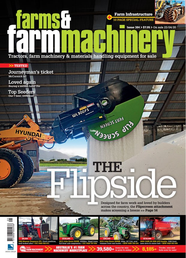 FArms & Farm Machinery magazine