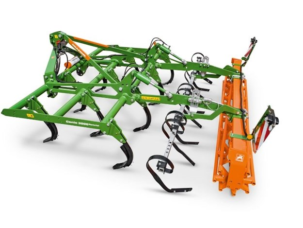 Amazone will release a new series of lightweight cultivators for the Australian market