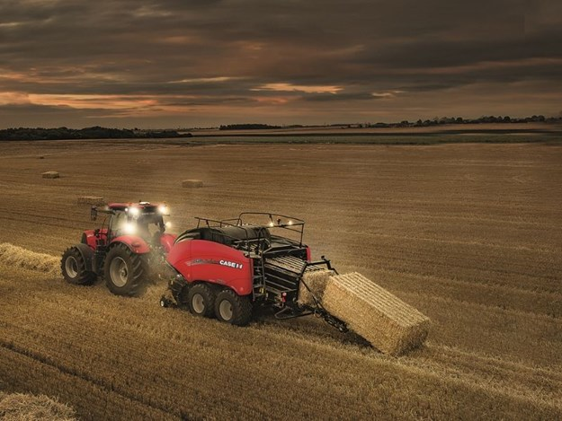 Improvements and upgrades to the Case IH LB4XL large square baler series are sure to impress