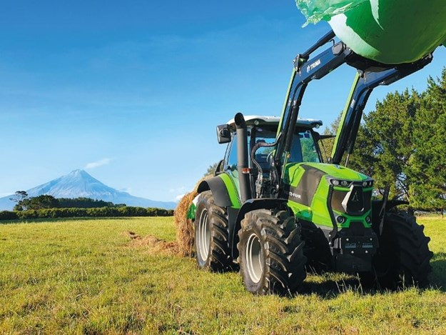 A closer look at the Deutz-Fahr 6155G