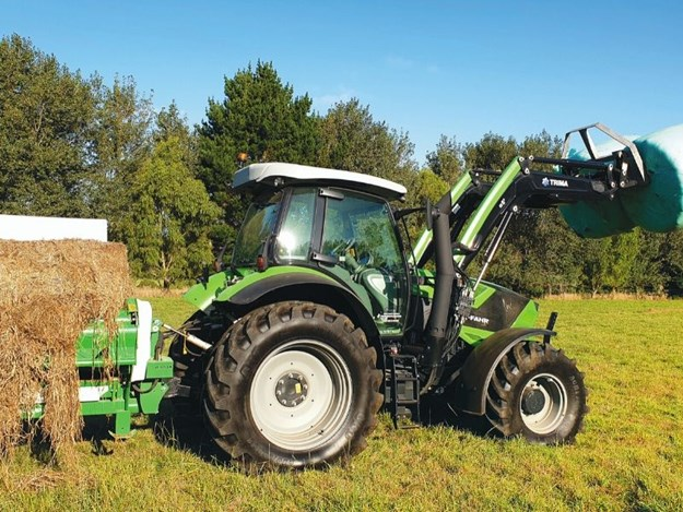 The Deutz engines are well known for frugal fuel usage