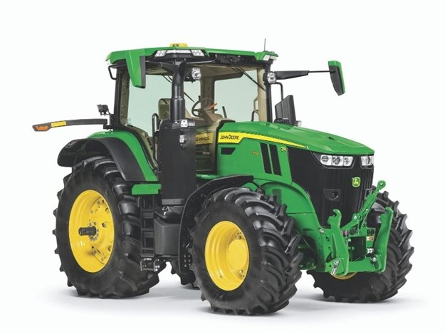The new John Deere 7R
