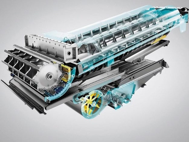 The new CH Crossover Harvesting by New Holland features the best of TwinRotor and Conventional technologies for the best throughput in the segment.