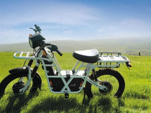 The UBCO 2x2 electric bike