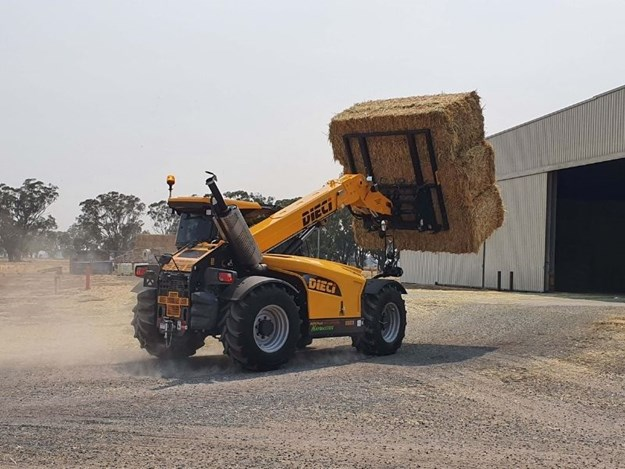 Hay Australia chooses Dieci for its Victorian operations because the product is unbeatable and the backing of local dealership Farm & Diesel is exceptional.