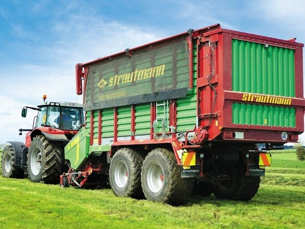 The Strautmann brand was originally bought to New Zealand by the Hopkins family in the Manawatu,