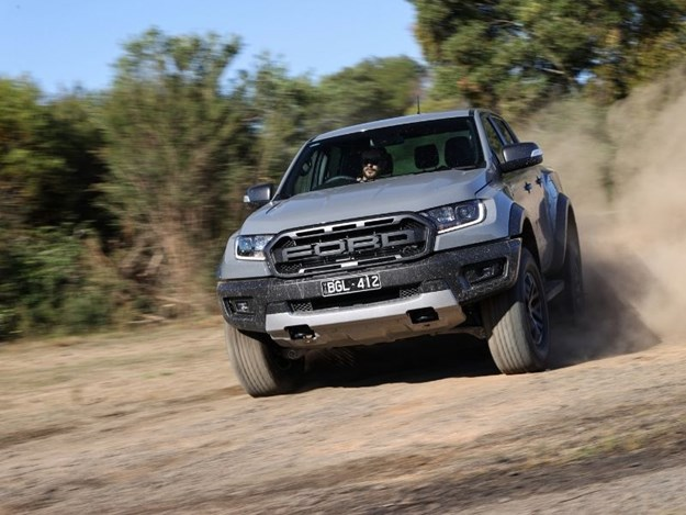 The Ford Ranger Raptor is a beast of a ute