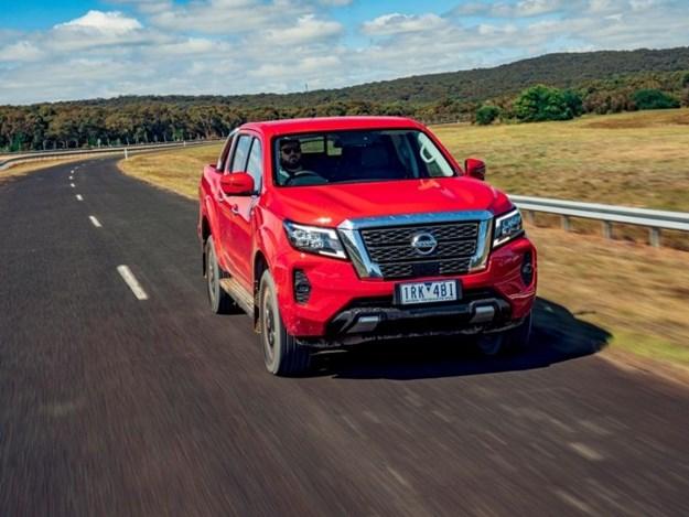 The Nissan Navara ST-X in Australia