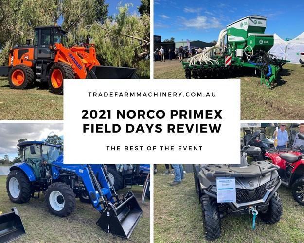 The Norco Primex Field Day 2021 recap