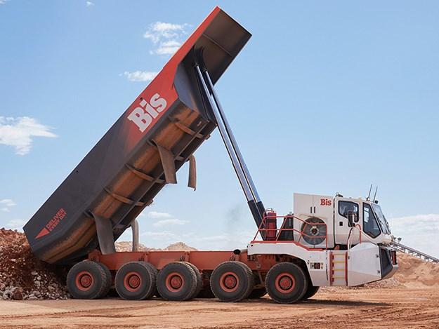 Rexx-truck