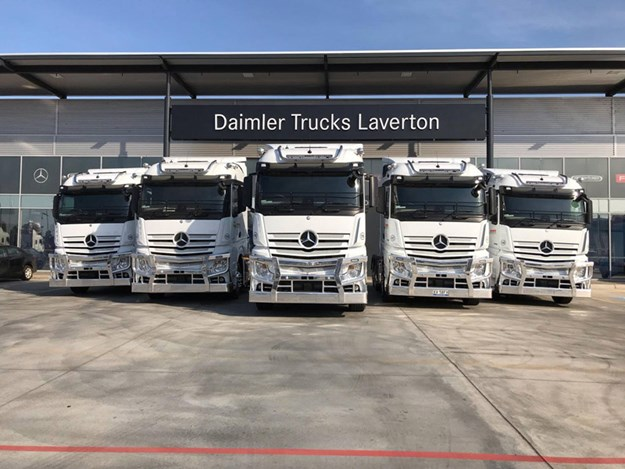 Daimler-Trucks-Laverton