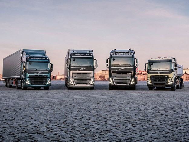 Volvo-new-truck-range